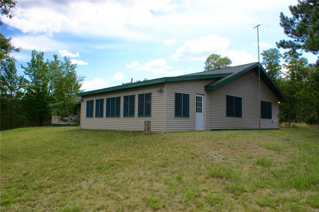 Northwestern Wisconsin Real Estate - N13240 County Line Road, Minong, WI