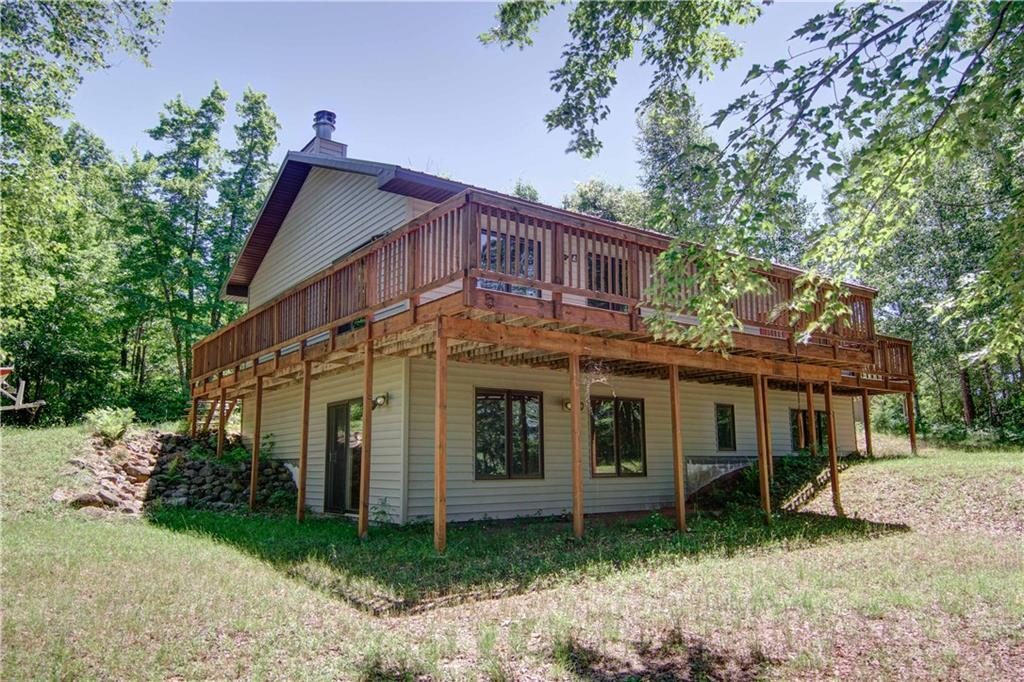 51485 Smith Lake Road, Barnes, WI