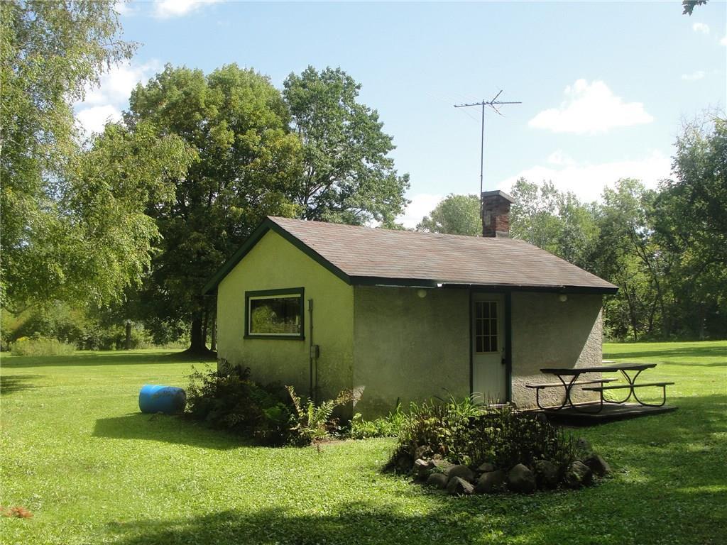 2152 Stock Farm Creek Road, Milltown, WI