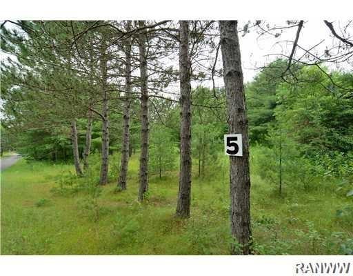 Lot 5 Robin Lane, Cable, WI