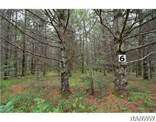 Lot 6 Robin Lane, Cable, WI