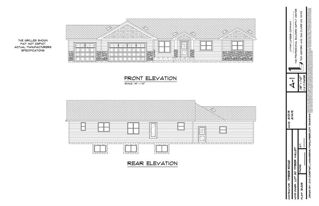 Menomonie' Houses For Sale - MLS# 1535802