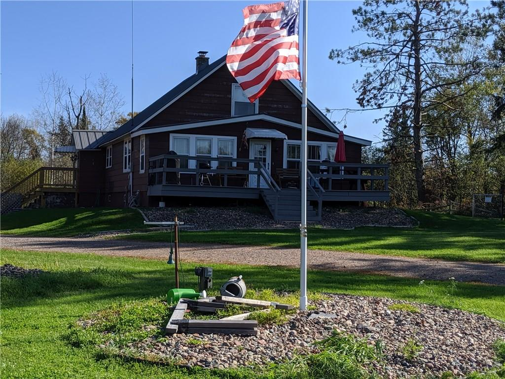 9204 N County Road M, Hawkins, WI