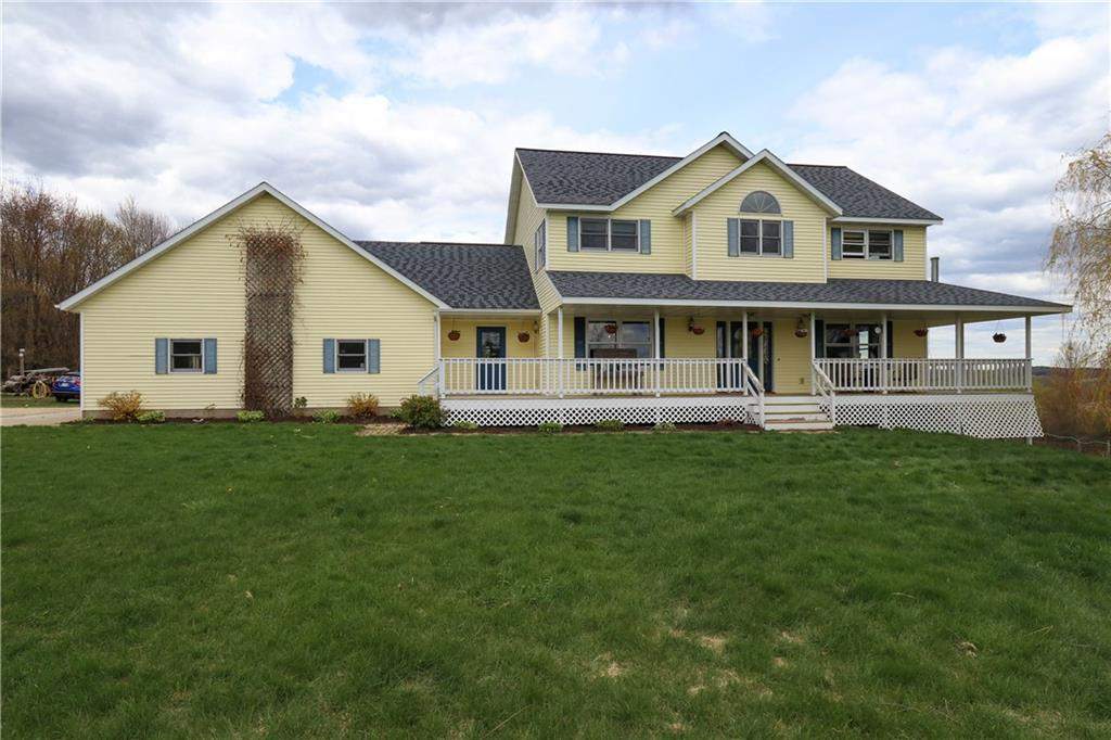 W15392 Sjuggerud Coulee Road, Whitehall, WI