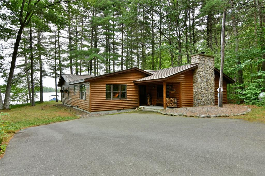 7172N Sandy Point Road, Couderay, WI