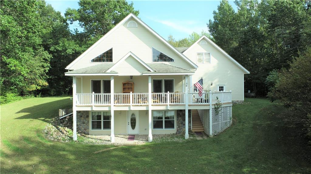 N1375 Ranch Road, Holcombe, WI