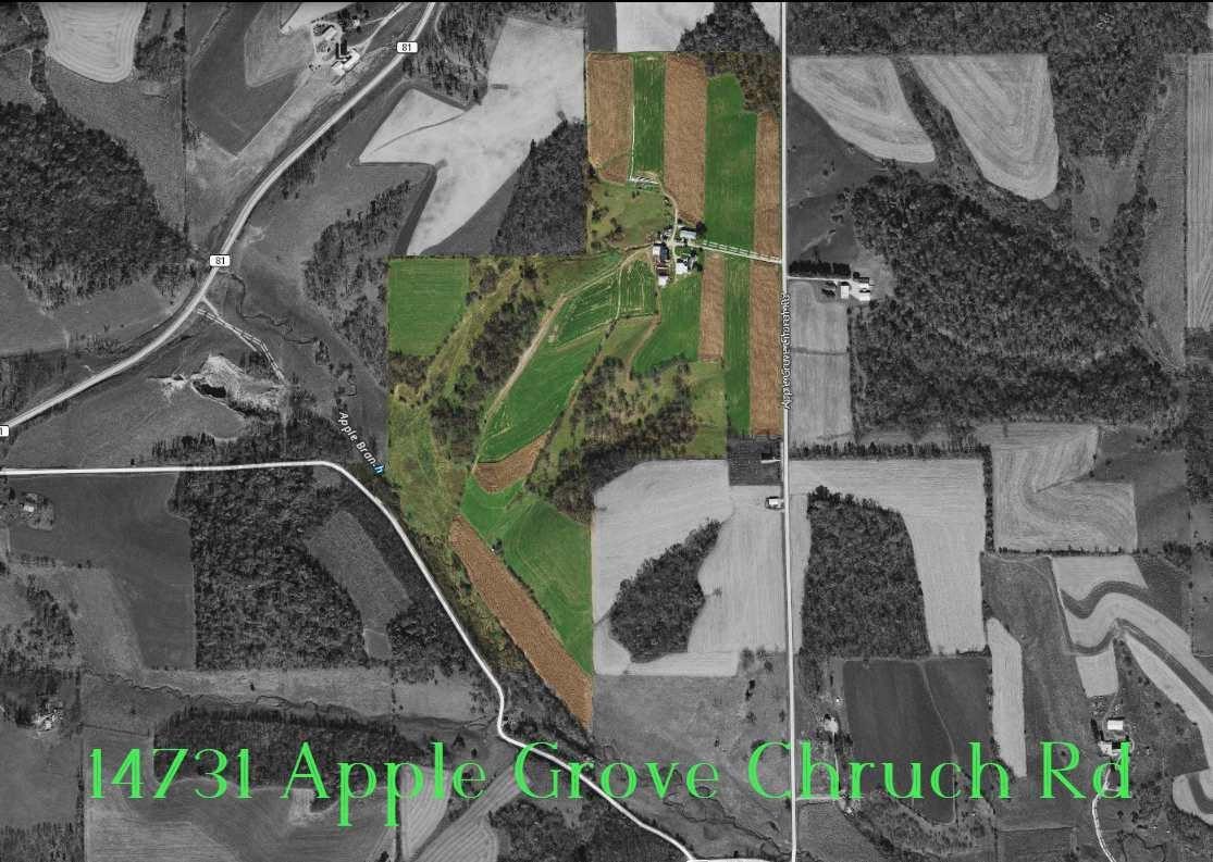 14731 Apple Grove Church Rd, Argyle, WI